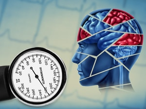Hypertension in 40s Linked to Later Dementia, but Only in Women