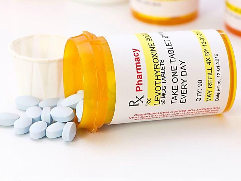 Levothyroxine Dose Tweaks Don't Alter Symptoms in Hypothyroidism