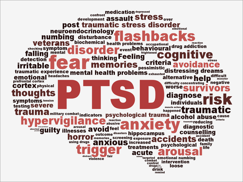 Add-on Antipsychotic Promising for PTSD, Anxiety