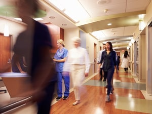 Discharge From a Crowded Hospital Ward Ups Readmission Risk