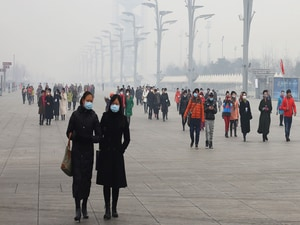 Air Pollution Increases Lung Cancer Risk in Nonsmokers
