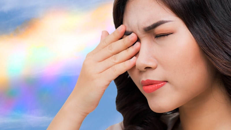 Migraine With Aura Linked to Increased Risk for AF