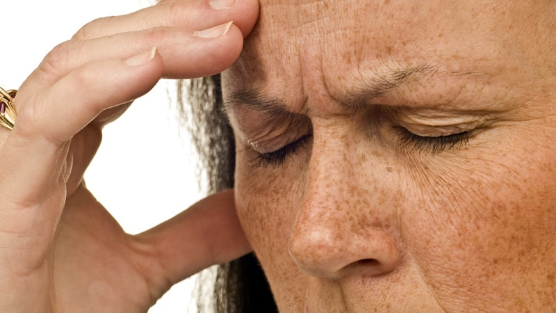 'Disappointment' as NICE Rejects Migraine Treatment