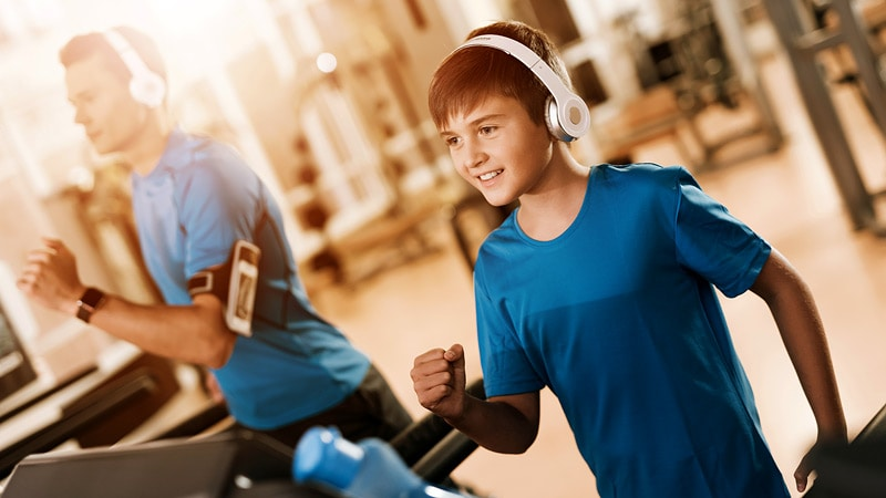 Aerobic Exercise May Speed Concussion Recovery In Teens
