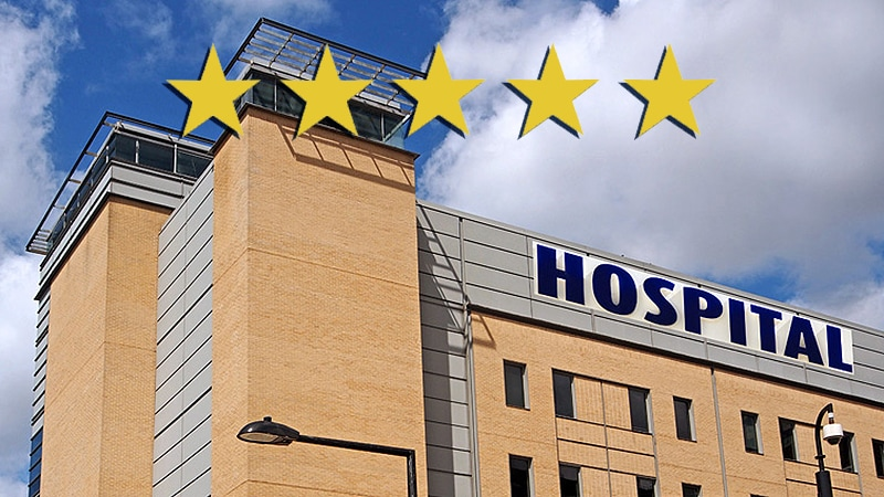 Rating the Raters: Hospital Rating Systems Get Low Grades