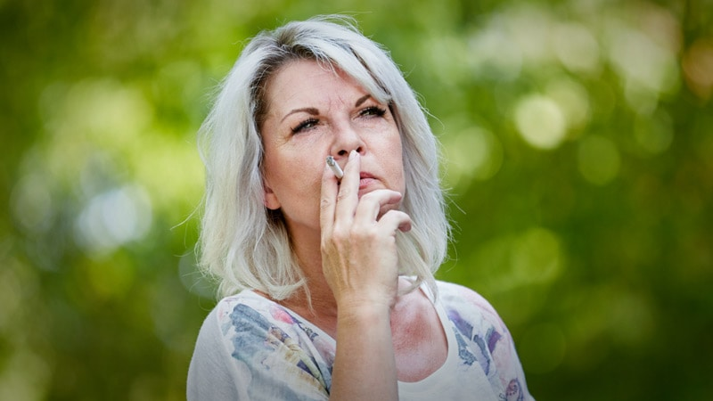 Success of Quitting Smoking When Paired With Lung Cancer Screen