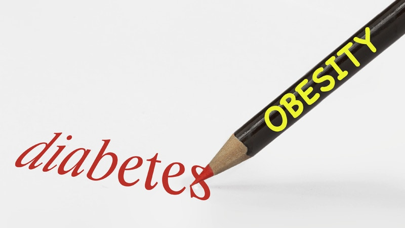Obesity Poses Much Bigger Risk for Diabetes Than Bad Genes