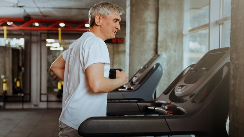 Regular Exercise May Slow Progression to Alzheimer's
