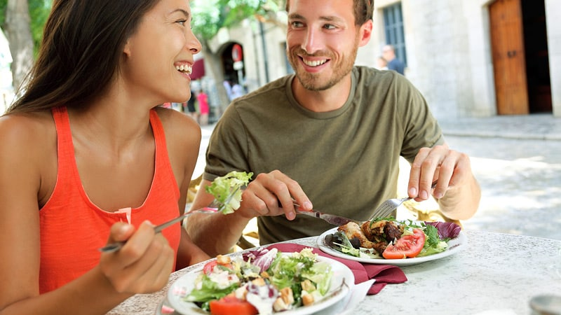 Healthy Eating May Cut Depression in Young Adults