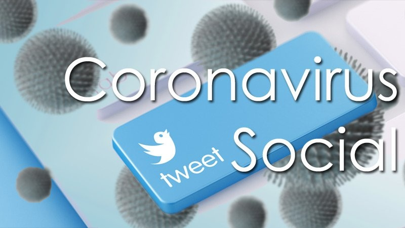 Coronavirus Social: Mixed Response to Dexamethasone Preprint thumbnail