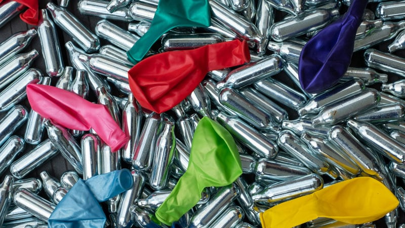 No Laughing Matter: Illicit Use of Nitrous Oxide on the Rise?
