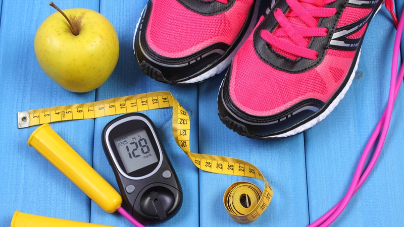 'Dose-Response' Between Exercise and Improvement in Diabetes