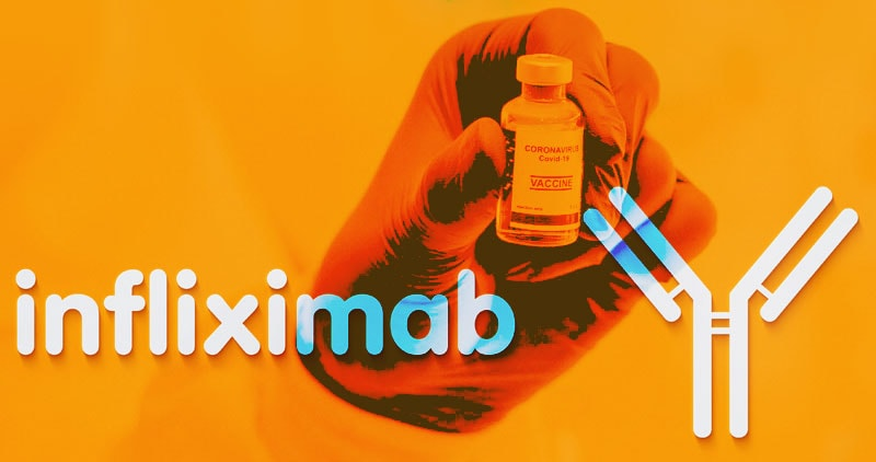 Researchers Urge Second COVID Vaccine Dose for Infliximab Users