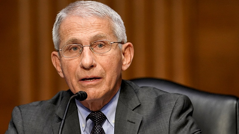 Fauci: Extraordinary Challenges, Scientific Triumphs With COVID-19