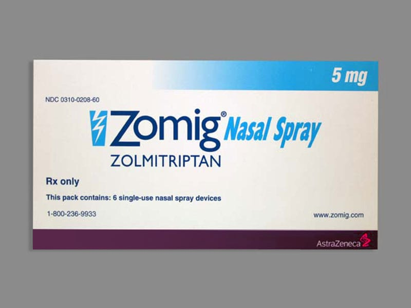 Zomig drug information