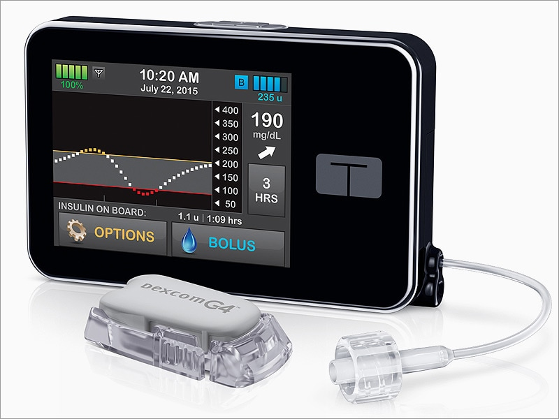 FDA Approves New Insulin Pump-Continuous Sensor Combo Insulin Pump