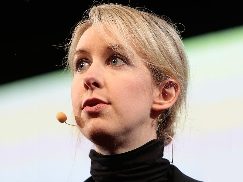 Theranos' Elizabeth Holmes Withdraws From Conference Talk