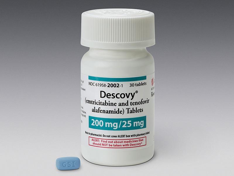 FDA Okays Third, Gentler Form of Tenofovir for HIV (Descovy)