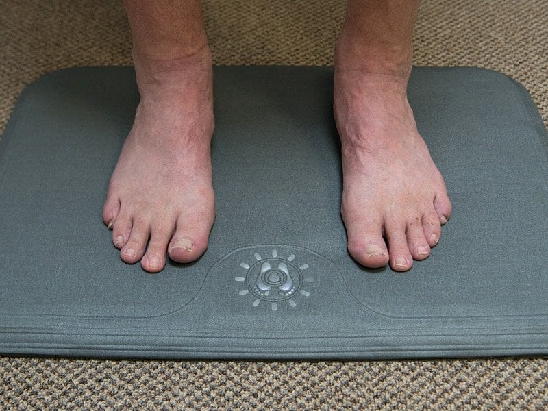 Smart Mat Predicts 97 Of Recurrent Diabetic Foot Ulcers