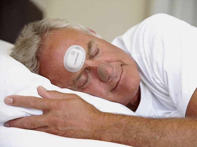 Disposable Skin Patch Detects Sleep Apnea at Home