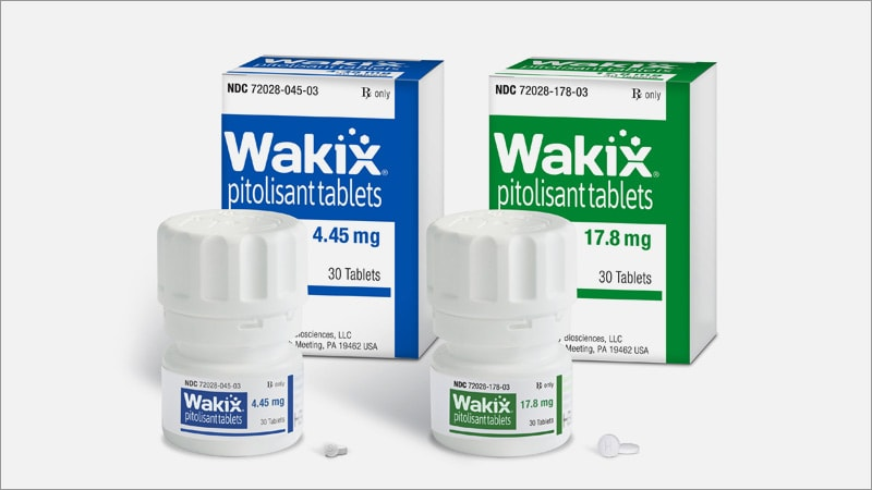 FDA Okays Pitolisant (Wakix) for Narcolepsy
