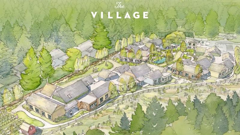 'Dementia Village' Creates Artificial Reality