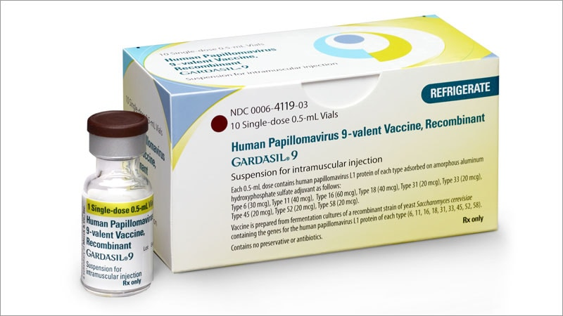Gardasil-9 Approved for Prevention of Head and Neck Cancers thumbnail