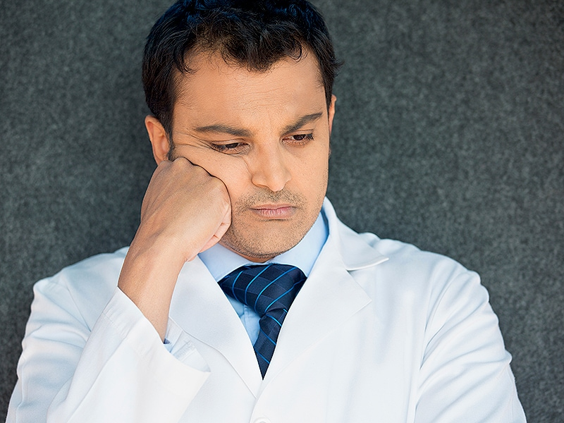 Can a Doctor's Self-esteem, Once Destroyed, Be Regained?