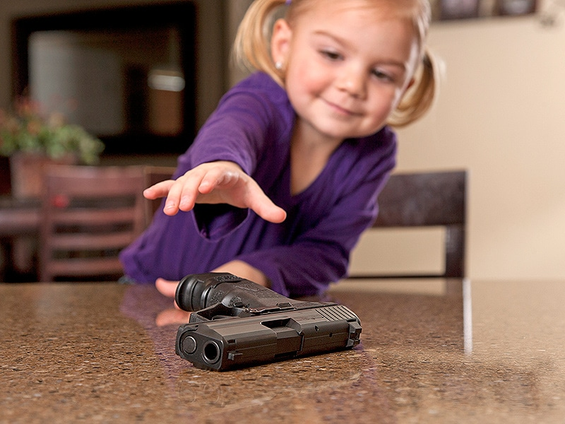 Physicians Asked to Help Curb Children's Access to Guns