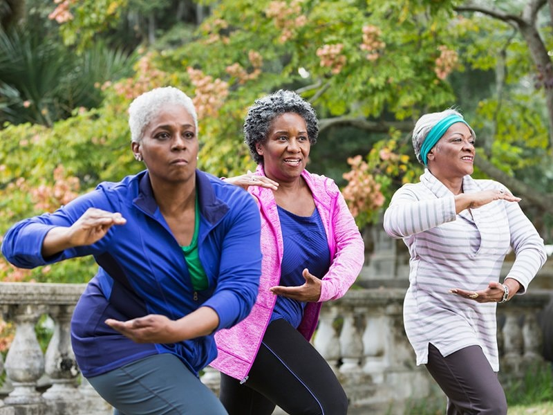 Yoga, Zumba, Boot Camp, Tai Chi and more | Group Exercise ...