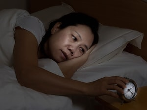 Poor Sleep Linked to Atherosclerosis in Midlife Women