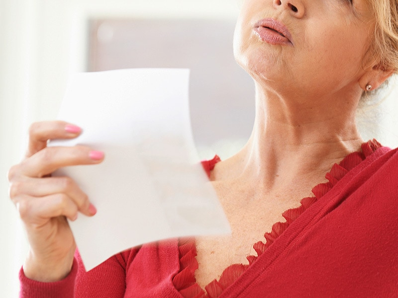 Late-Start Treatment for Menopause Eases Symptoms