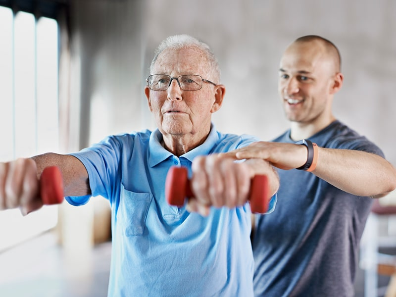 Resistance Training Improves Memory In Mci
