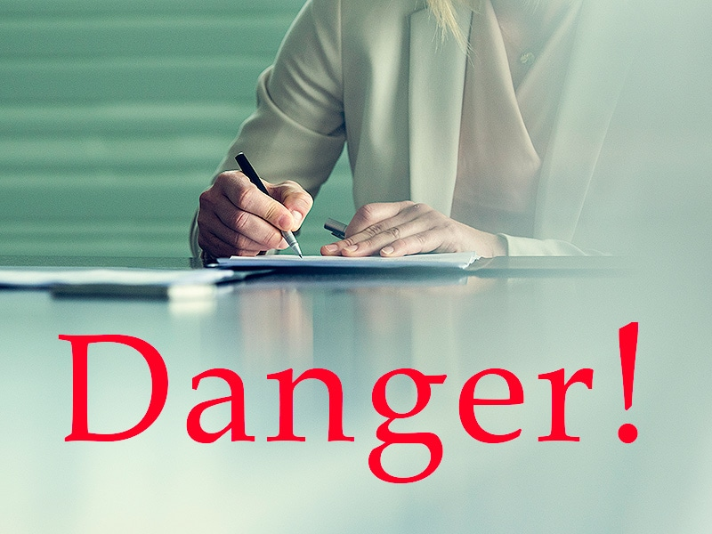 Hidden Dangers In Your Employment Contract