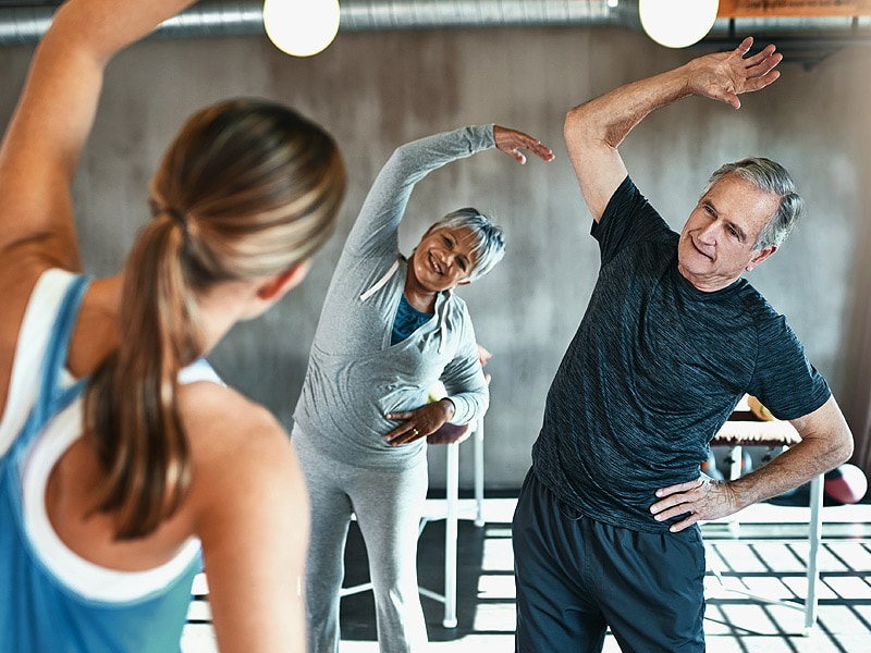 Aerobic Exercise Reverses Alzheimer Symptoms