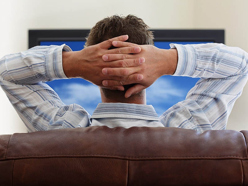 Television-Watching Health Effects Worse Than Other Sitting