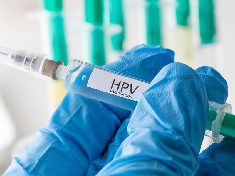 HPV Vaccination Programme Extended to Boys This Autumn