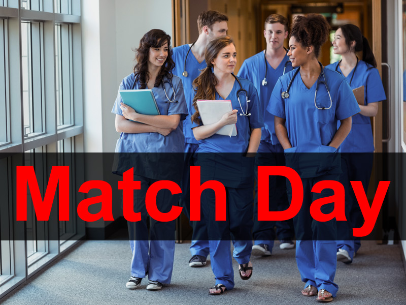 Residency Match Day Grows Again, Hitting New High This Year
