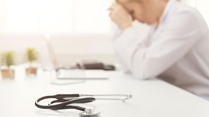 Loneliness Plagues Physicians, but Fixes Are Available