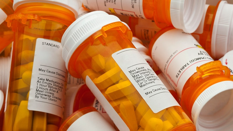 Nearly Half of US Population Takes Prescription Drugs