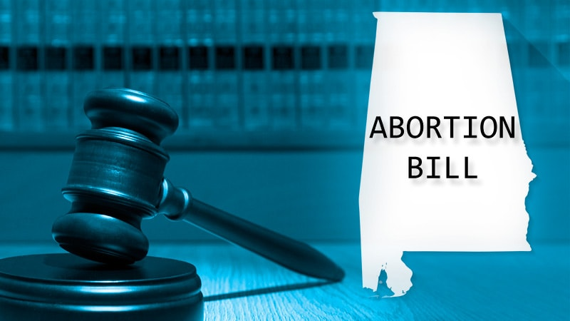 Doctors Could Face Jail Time Under Alabama Abortion Law