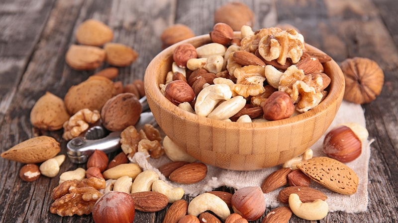 More Nuts Improve Men's Orgasmic Function, Sexual Desire