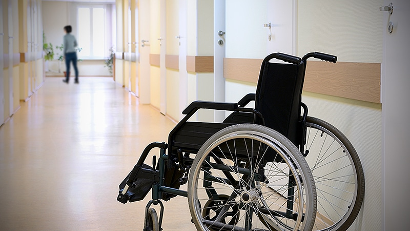 Ocrelizumab Reduces Wheelchair Use in Primary Progressive MS