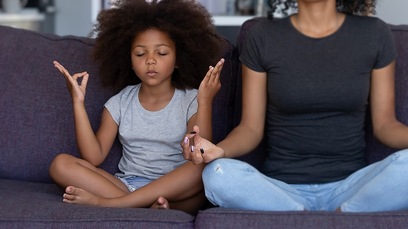 Mindfulness Therapy Promising for ADHD in Children