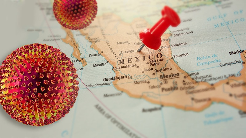 Mexico Confirms Its First Cases of Coronavirus