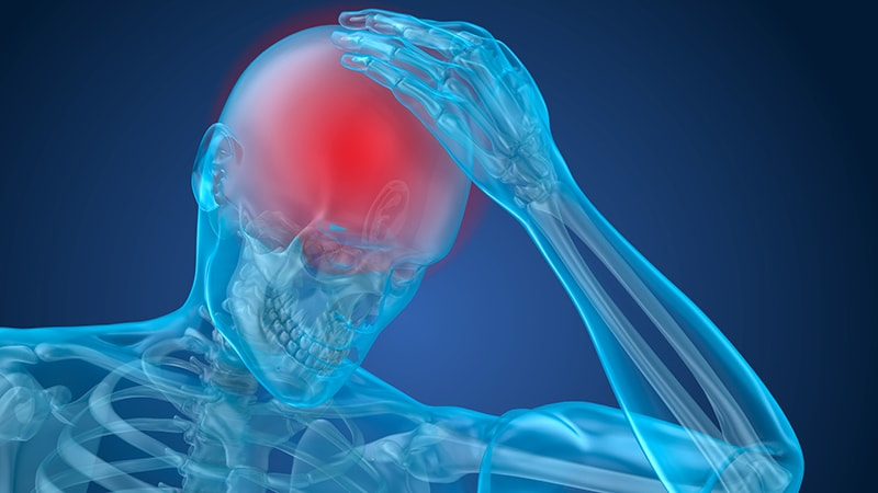 Concussion Linked to Risk for Dementia, Parkinson's, ADHD