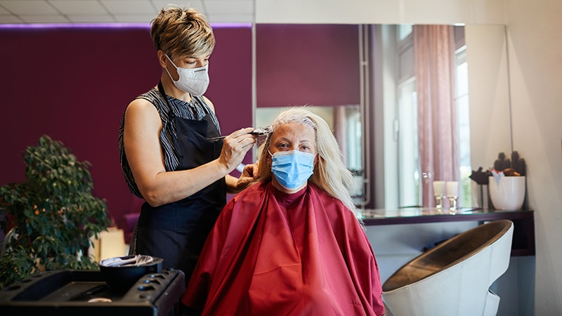 Hair Dye and Cancer Study 'Offers Some Reassurance' thumbnail