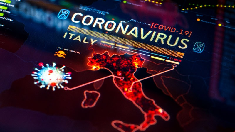 COVID-19 Appeared in Italy in November 2019, Study Shows thumbnail