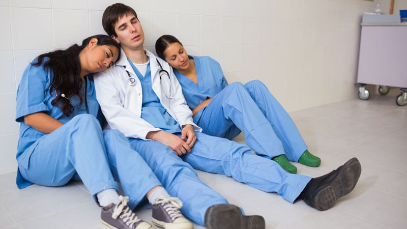 Physician Sleep Deprivation Linked to Serious Medical Errors