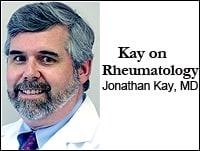 Something's Fishy in Rheumatoid Arthritis